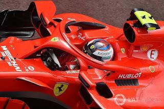 Ferrari f1 car 2019