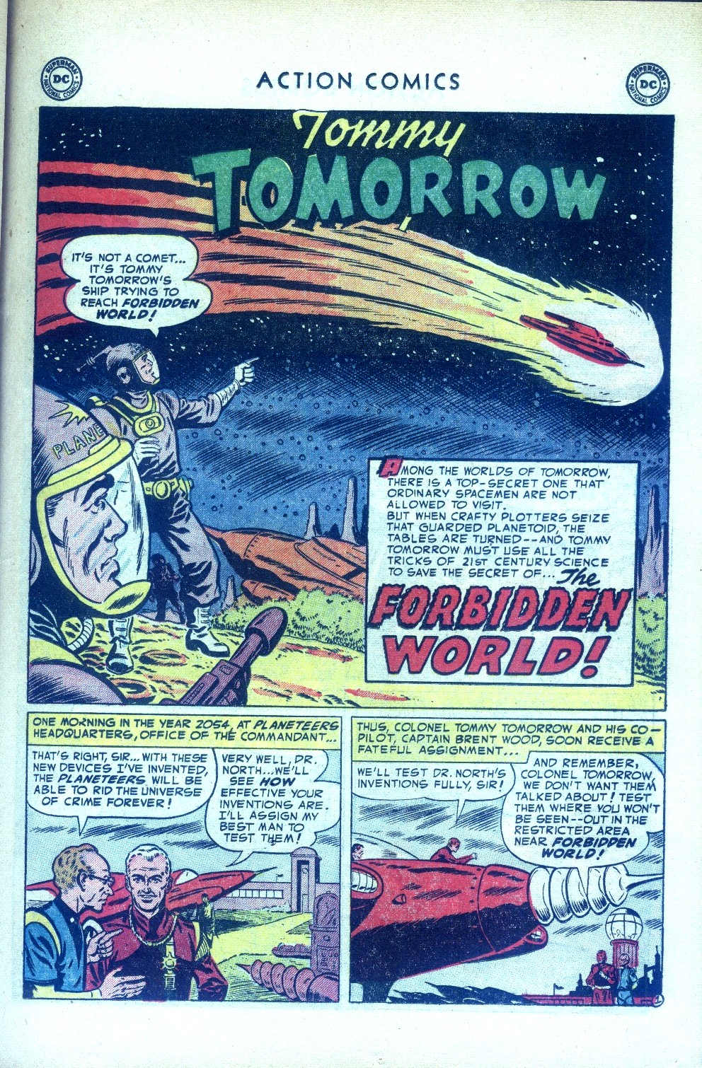 Read online Action Comics (1938) comic -  Issue #189 - 25