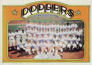1972 Topps Baseball Set