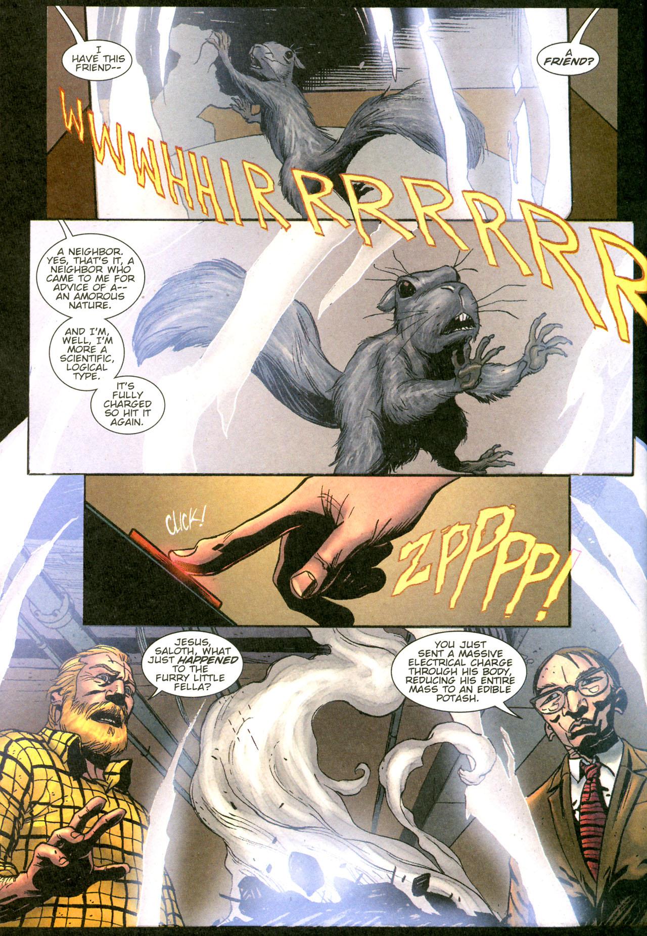 Read online The Exterminators comic -  Issue #11 - 3