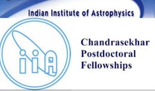 Chandrasekhar Postdoctoral Fellowships | PhD Degree Fellowships | Indian Institute of Astrophysics