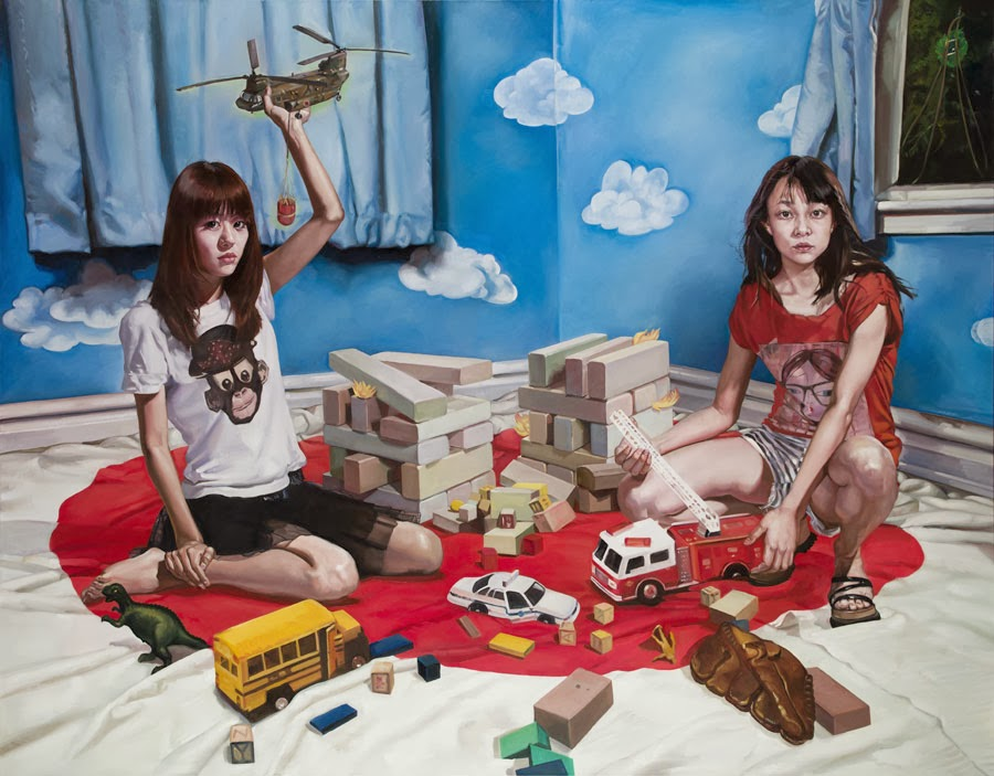 ©Tangshi. Pintura | Paintings