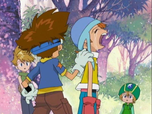 Digimon: System Restore: Adventure Episode 26: Sora's Crest
