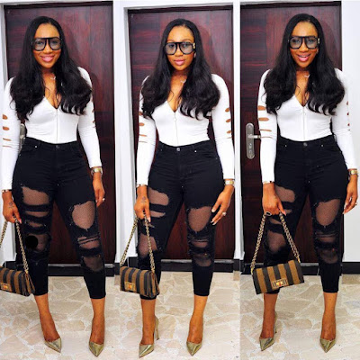 Ebube Nwagbo Reveals What Turns Her Off In Men