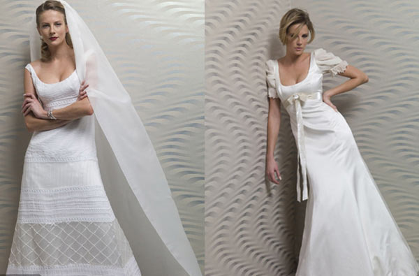 98cdf1033 Novias y Moda  - Tipos de Escotes para tu Vestido de Novia -