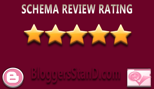 How To Add Review Schema.Org Star Ratings In Blogger post page template