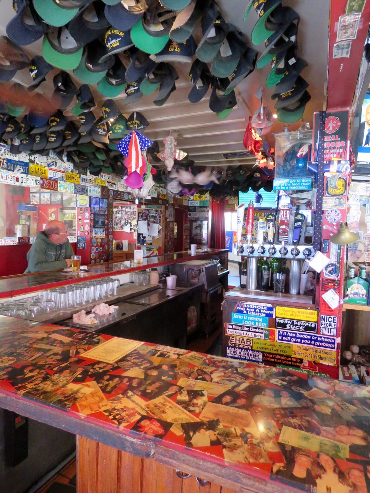 Bar Scenes For The Movie, Top Gun, Were Filmed At This Restaurant.