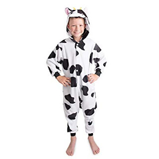 Buy Amazon Fashion Kids Animal Cow Pajama And Save 10 % Off With Promo Code