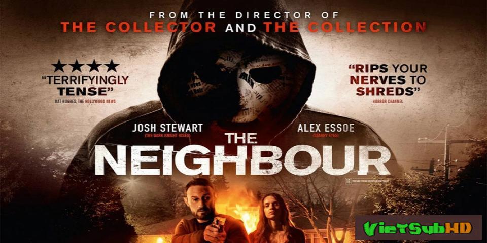 Phim Gã hàng xóm bí ẩn VietSub HD | The Neighbor 2016