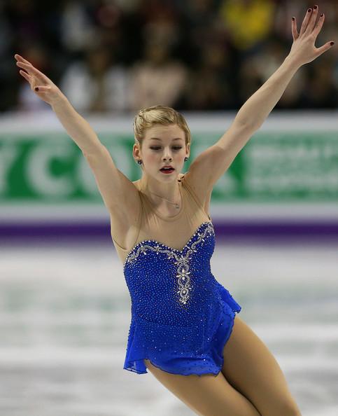 ICE STYLE.....2013 ISU World Figure Skating Championships ... Rachel Mcadams Instagram