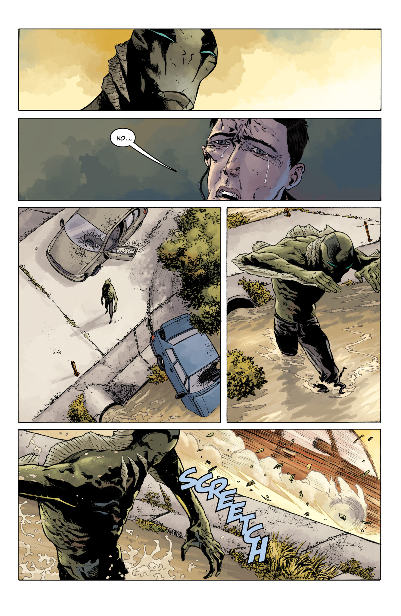Read online Abe Sapien comic -  Issue #11 - 14