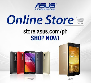 ASUS Philippines Online Store Now Open