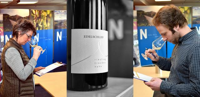Edelschliff Weinwettbewerb Nahe 2017