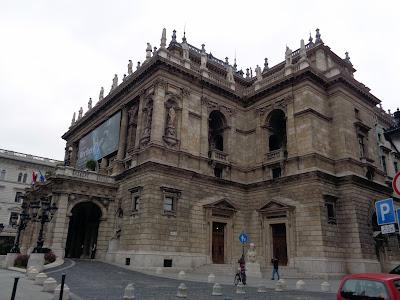 Budapest Opera House by Igor L.