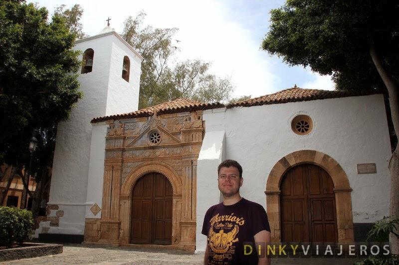 Iglesia de Nuestra Señora de Regla (Pájara, Fuerteventura)