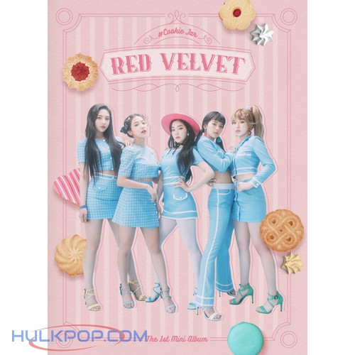 Red Velvet – #Cookie Jar – Single -Japanese Ver.- (ITUNES PLUS AAC M4A)