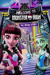 Bem-Vindo a Monster High -Dublado