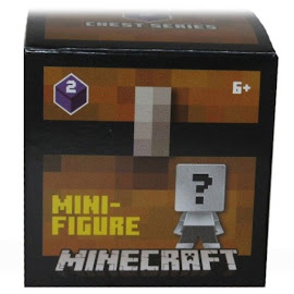 Minecraft Chest Series 2 Wither Skeleton Mini Figure