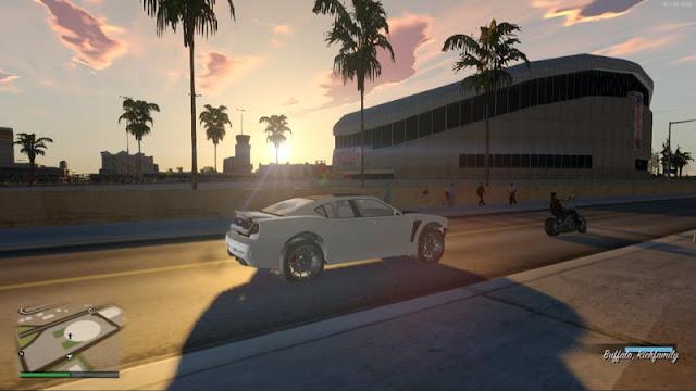 GTA San Andreas X TREAM VISION Mod Free Download