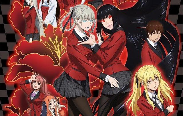 Anime Yang Mirip Dengan Anime Youkoso Jitsuryoku Shijoushugi no Kyoushitsu e