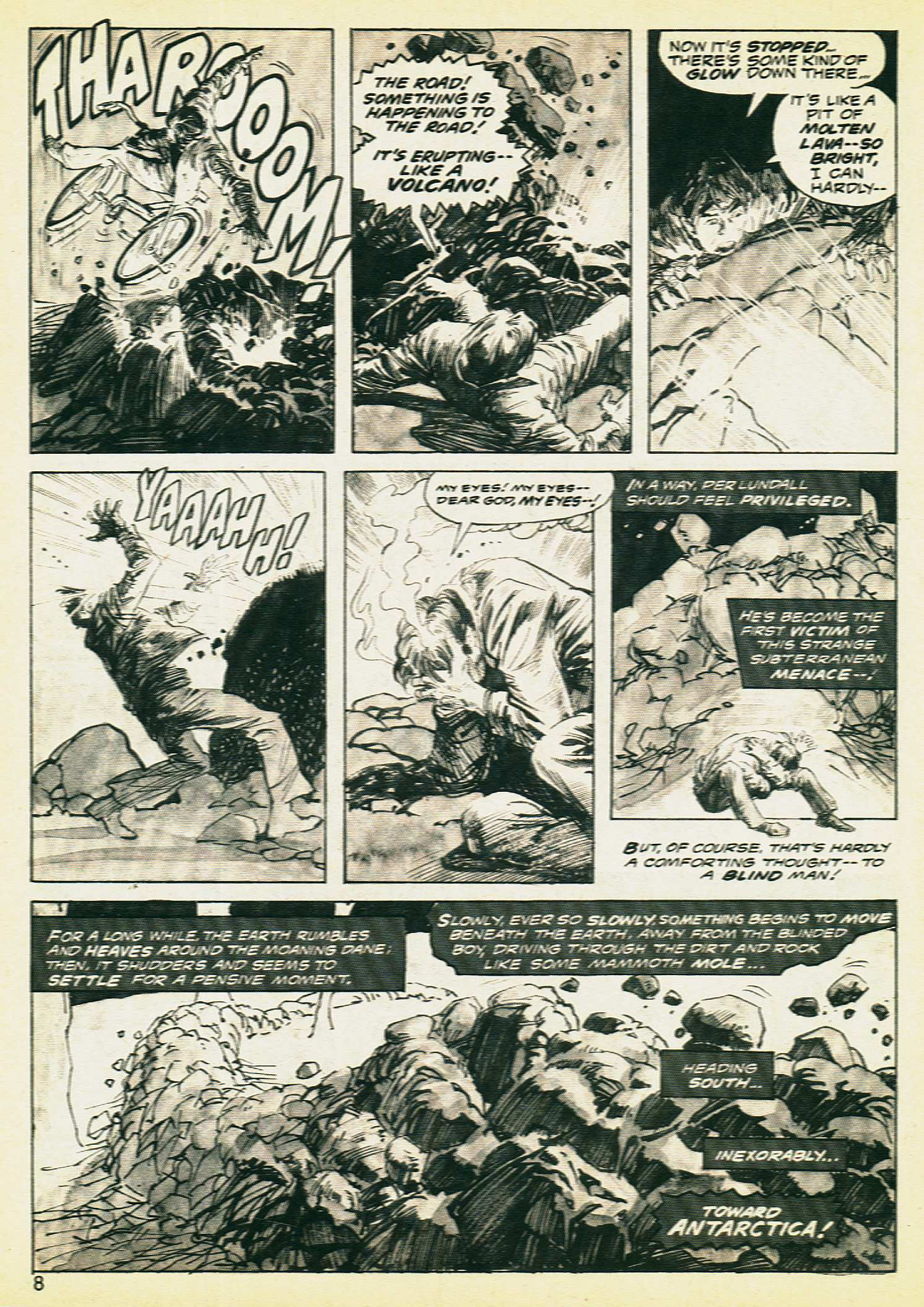 Savage Tales issue 8 - Page 6