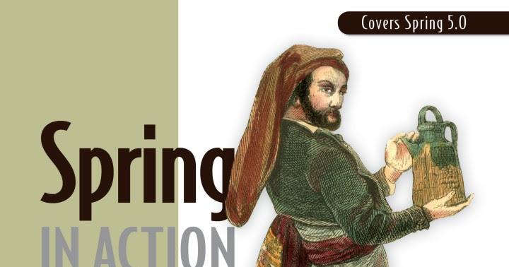 Java Spring Framework Book