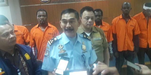 24 WNA Melanggar Dokumen Diamankan Imigrasi Soekarno Hatta