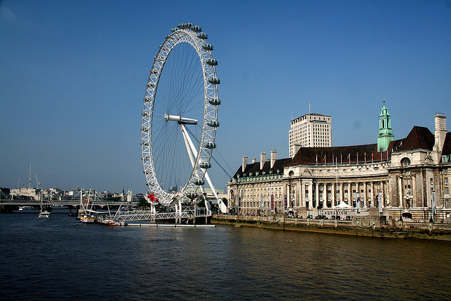 Top 5 Perfect Holiday Destinations in London