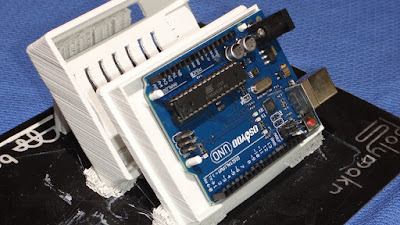3D Printed Arduino Uno Case