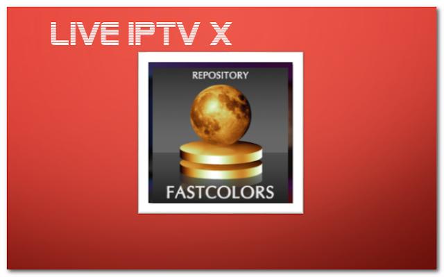 Kodi Fastcolors repository