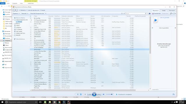 Playlist WMP