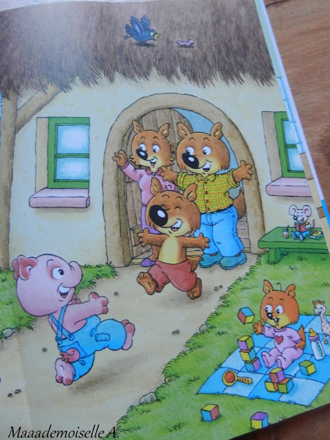 || Mini-Loup et la galette des rois (Présentation & Avis)(Chut, les enfants lisent # 41)