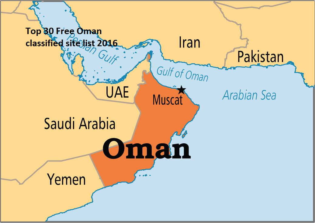 Free Oman Classified Site List | Top 30 Free Oman Classified