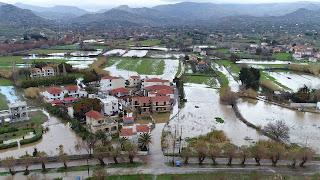 12,5 εκ. ευρώ στην Λέσβο για τις ζημιές από τα ακραία καιρικά φαινόμενα του Ιανουαρίου
