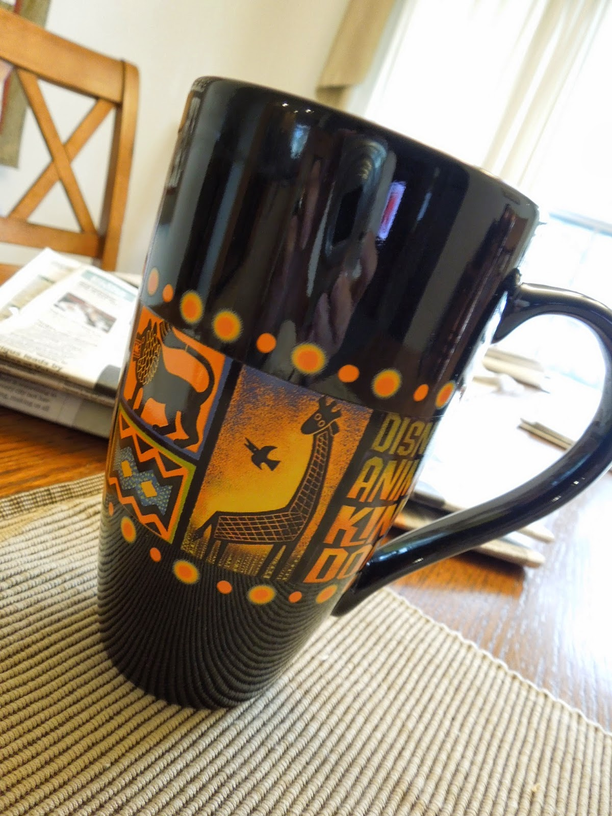 Animal Kingdom coffee mug