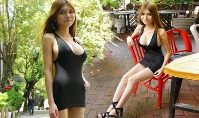 Trik Nakal Hacker Sexy Dari Cina Untuk Menggaet Korbannya