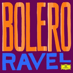 LP Cover for Ravel's Boléro
