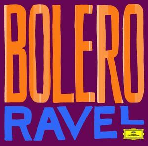 LP Cover for Ravel's Boléro