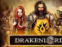 Drakenlords: CCG Card Duels MOD APK + Data OBB v3.4 Terbaru for Android