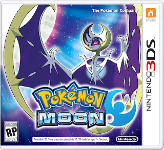 Pokemon Moon | Download 3DS CIAs