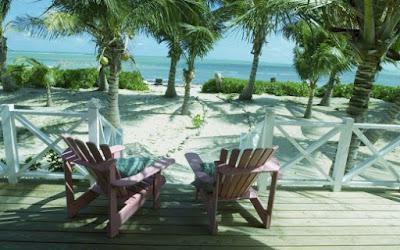 beach in kamalame cay
