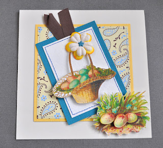 easter card design idea image