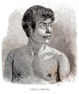O índio Almeida.