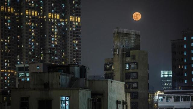 China pretende lanzar su propia 'luna' artificial hacia 2022