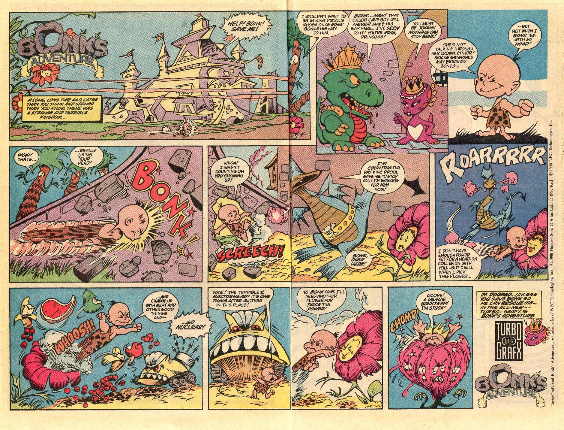 Read online Secret Origins (1986) comic -  Issue #50 - 50