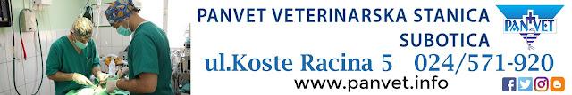 Panvet veterinarska stanica Subotica