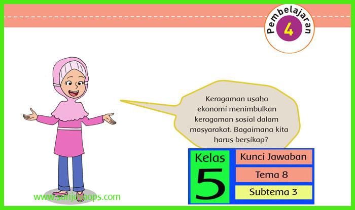 Kunci Jawaban Bupena Kelas 6 Jilid 6a Hal 14