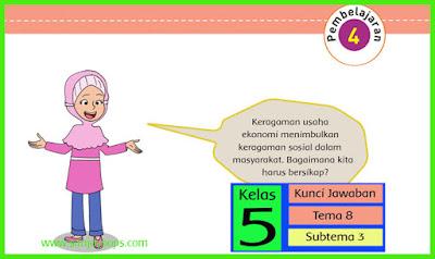 kunci-jawaban-tematik-kelas-5-tema-8-subtema-3-pembelajaran-4