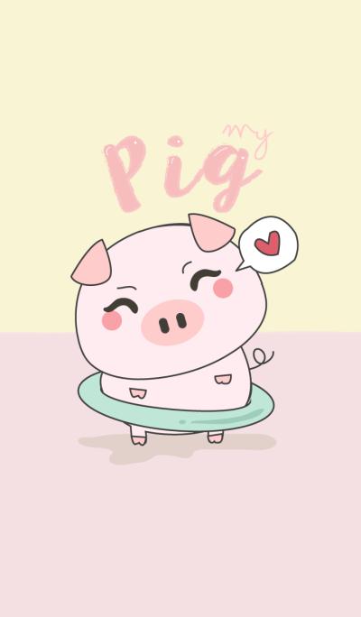 My Pig (Pink ver.)