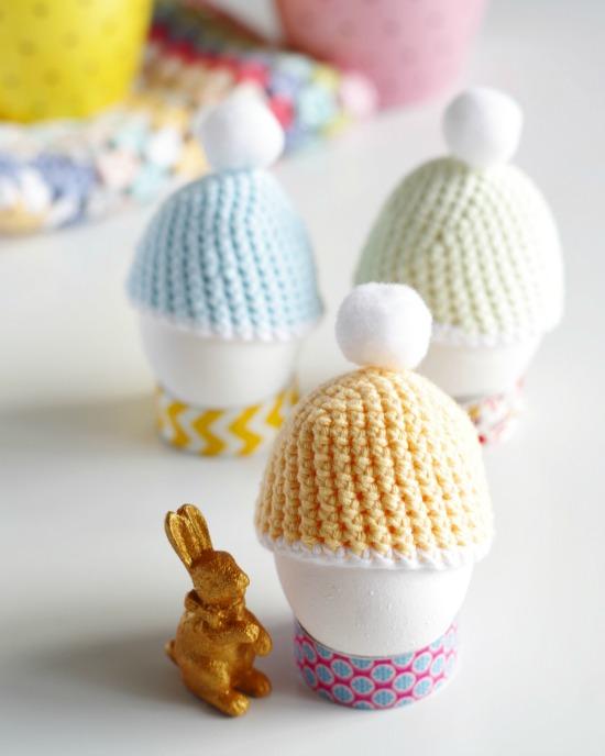Minty yarn